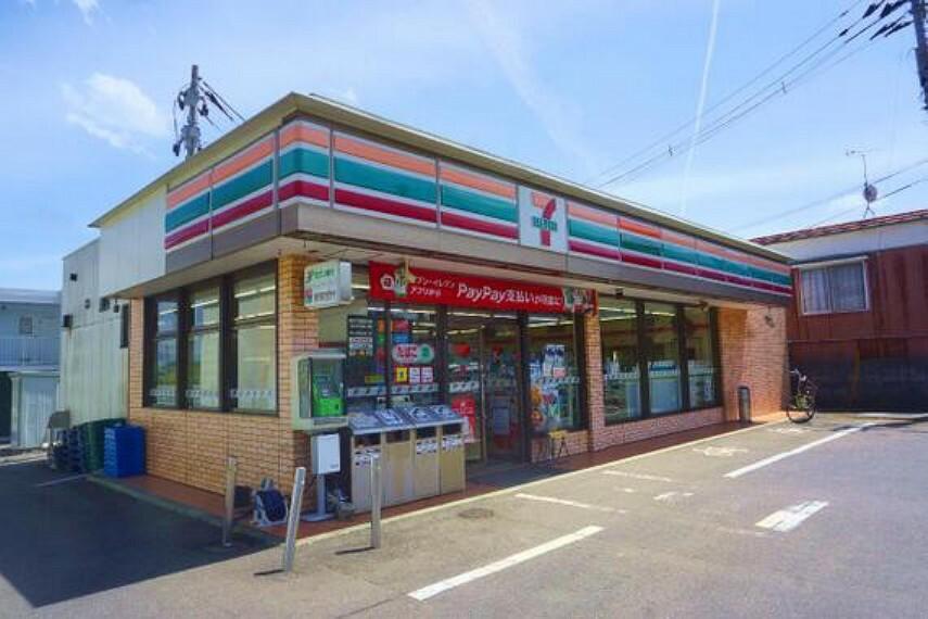 コンビニ セブン-イレブン 福島松川本町店 徒歩10分(約800m)