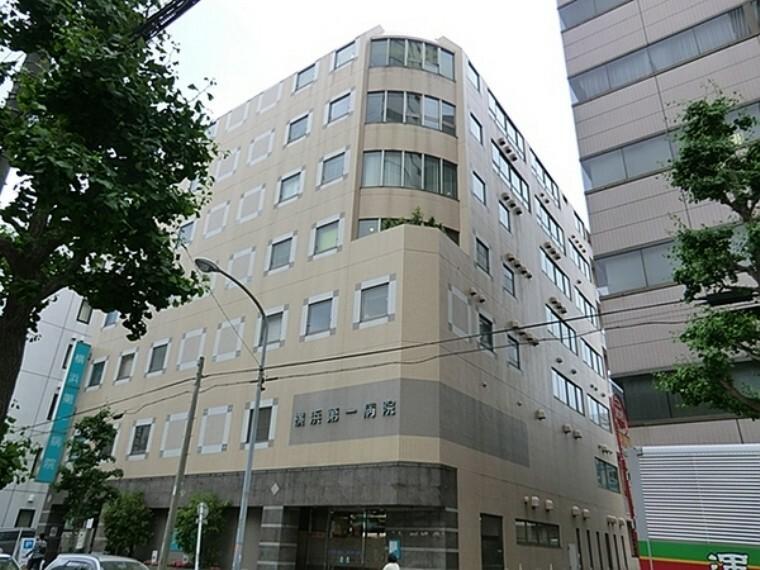 病院 医療法人社団善仁会横浜第一病院