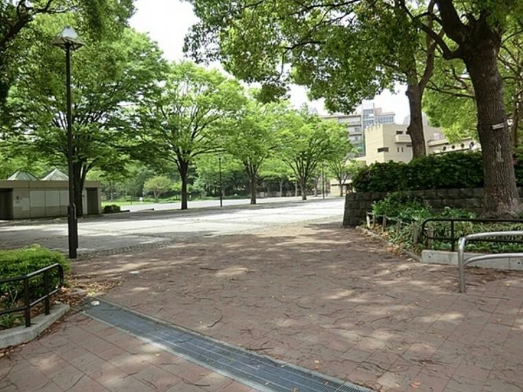 公園 沢渡中央公園