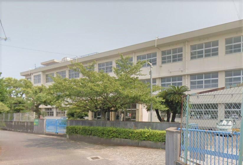 小学校 北九州市立曽根小学校
