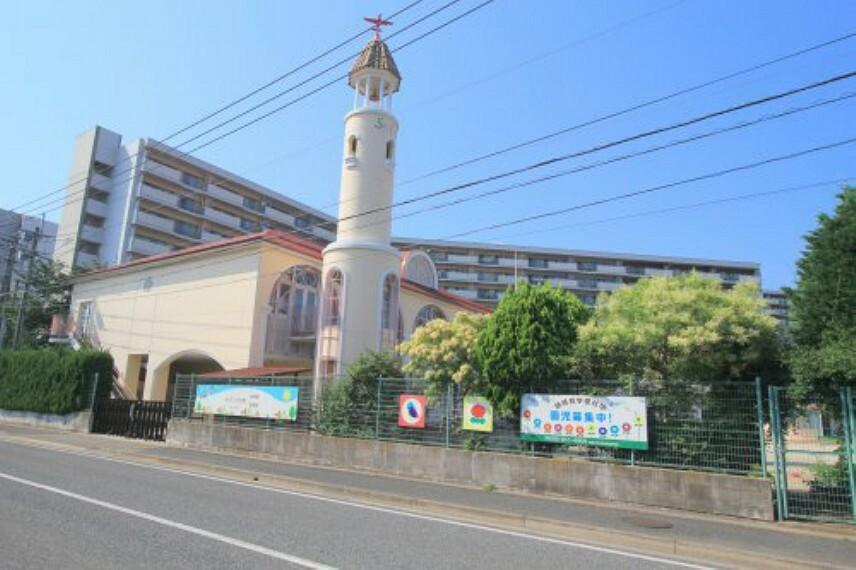 幼稚園・保育園 【幼稚園】せふり幼稚園まで450m