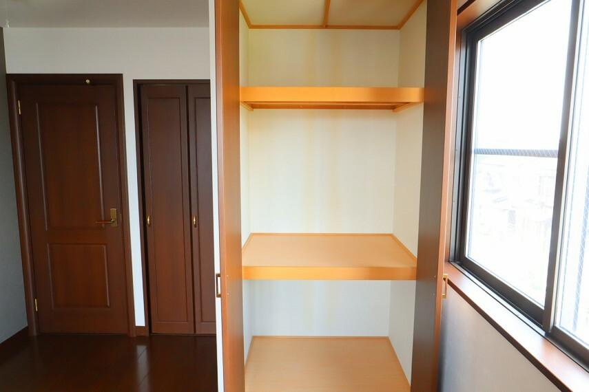 収納 クローゼット  お部屋がスッキリとお使いいただけます