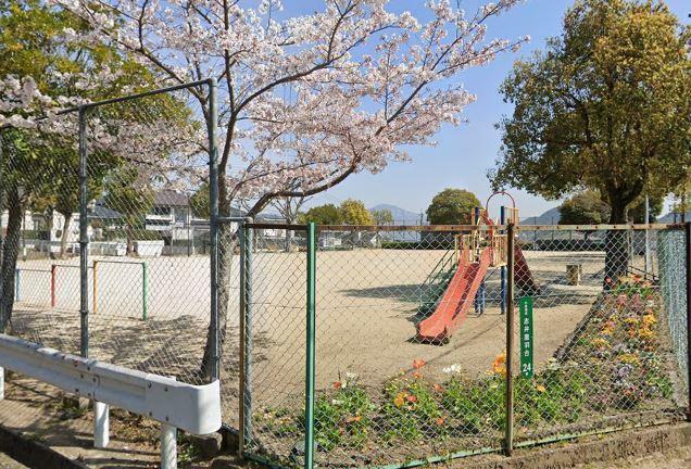 公園 鷹羽台西公園