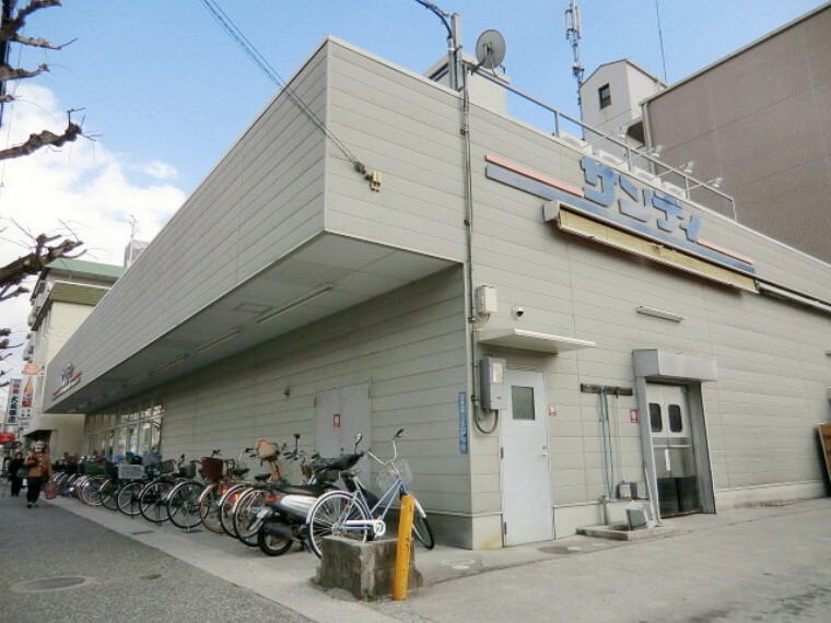 スーパー 【スーパー】サンディ武庫元町店まで301m