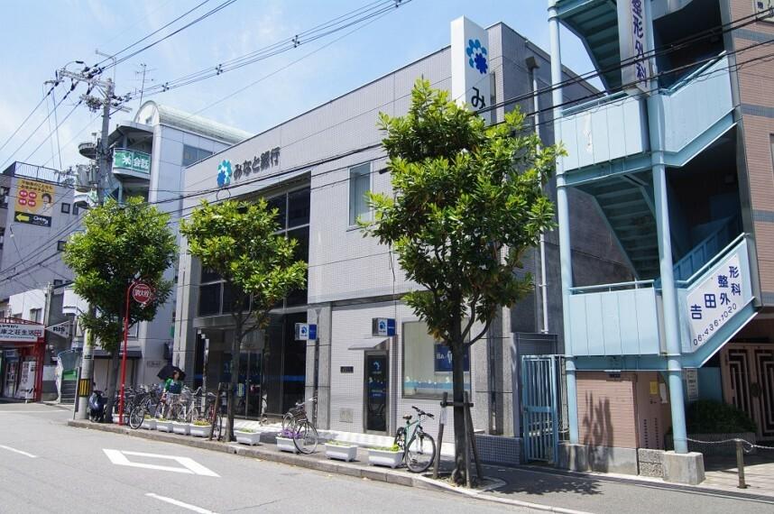 銀行 【銀行】みなと銀行 武庫之荘支店まで1542m