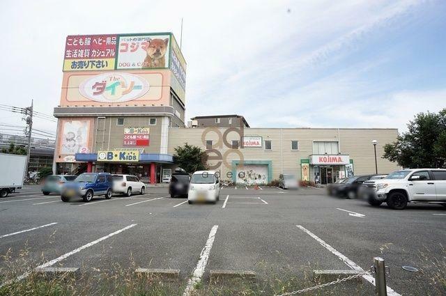 ショッピングセンター ザ・ダイソー花小金井店 徒歩14分。