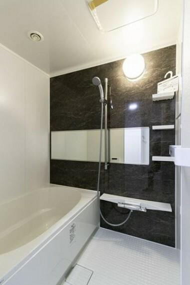 浴室 1日の疲れを癒す広々バスルーム