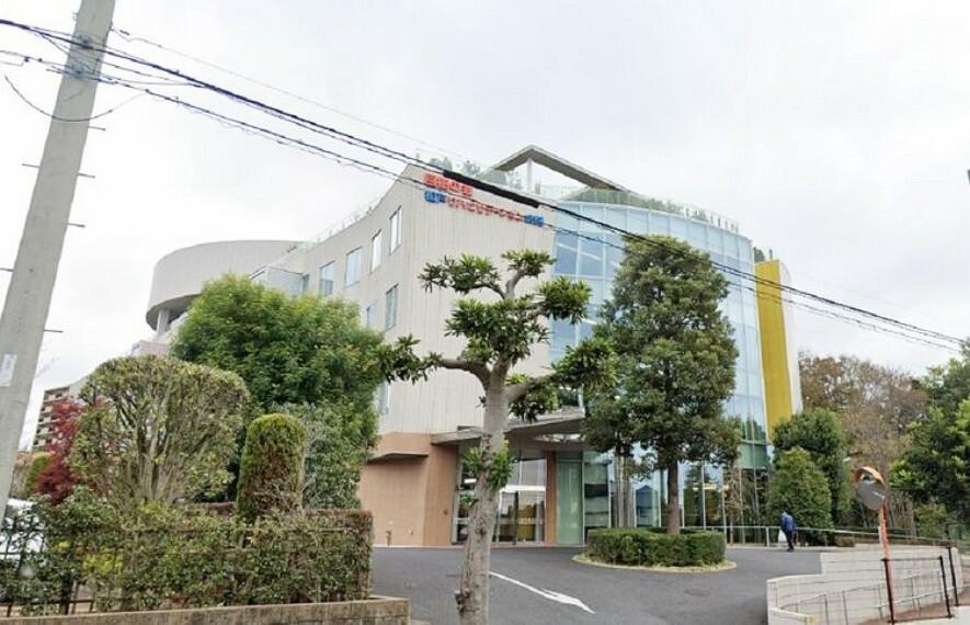 病院 一般社団法人巨樹の会松戸リハビリテーション病院 徒歩19分。