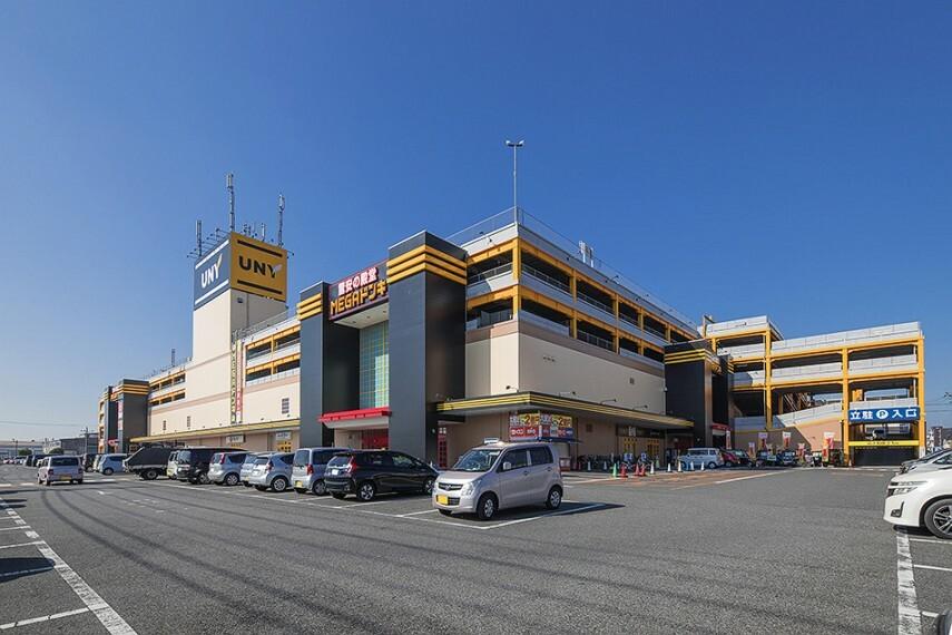 ホームセンター MEGAドン・キホーテUNY市原店(1500m/徒歩19分)営業時間9:00~21:00