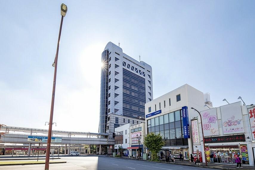 役所 サンプラザ市原(市原市役所五井支所)(1100m/徒歩14分)