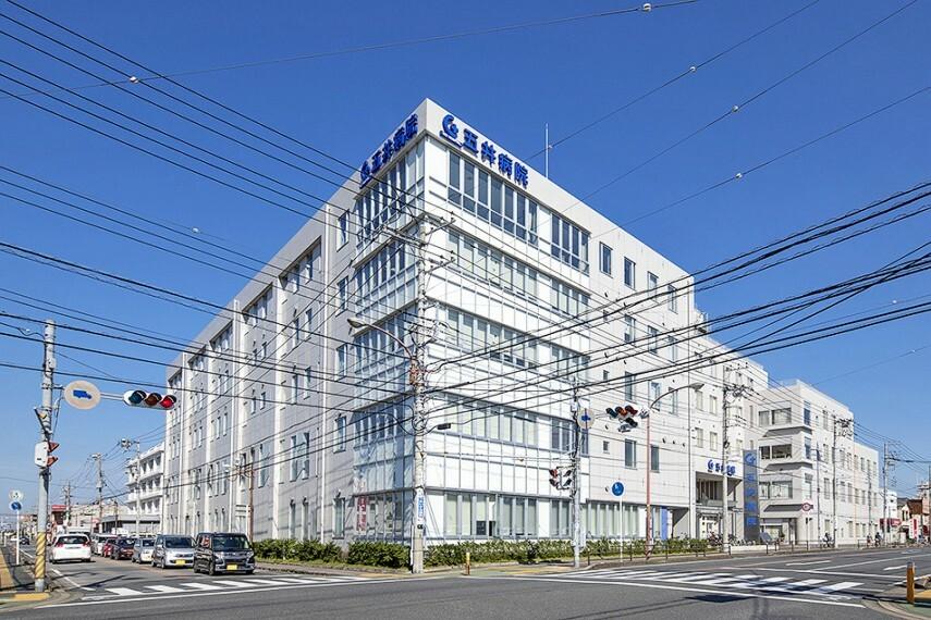 病院 五井病院(1100m/徒歩14分)