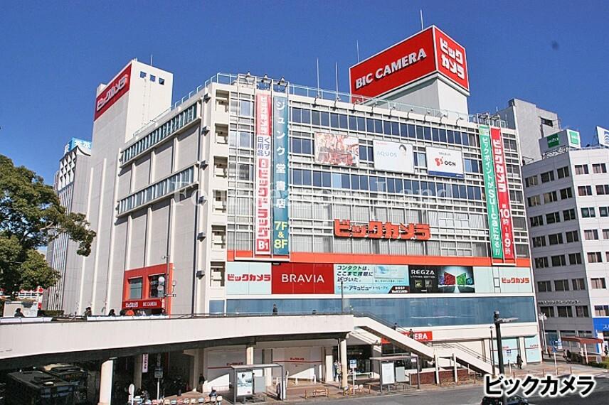【家電製品】ビックカメラ藤沢店まで745m