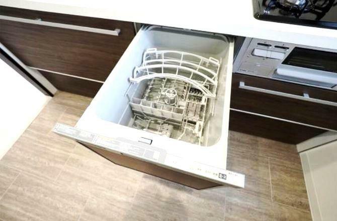 食洗機搭載