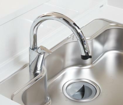 タッチレスシャワー水栓