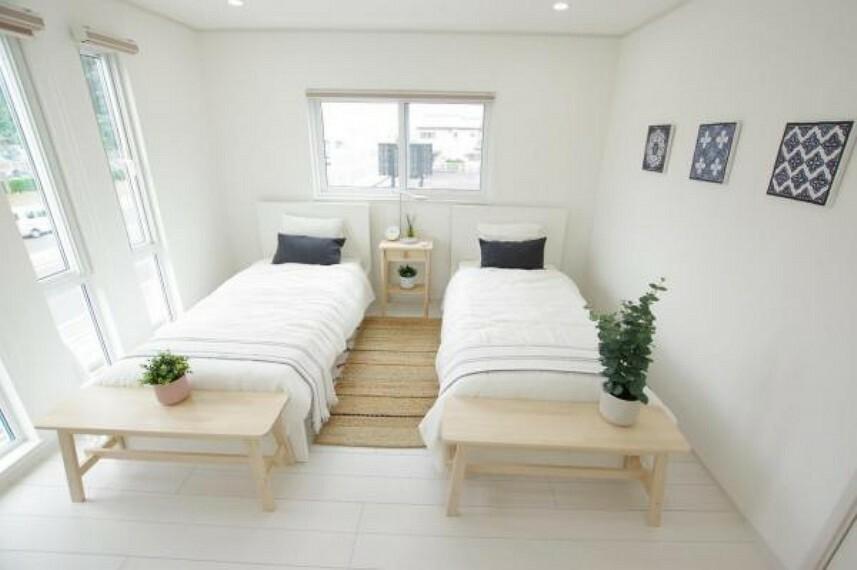 同仕様写真(内観) 〈同仕様写真〉モデルプラン 寝室のイメージ写真