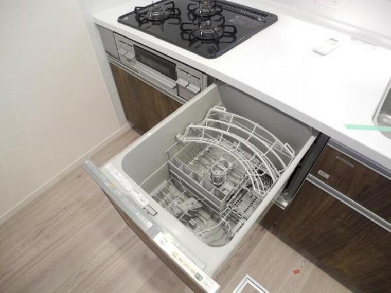 キッチン ビルトイン食洗機