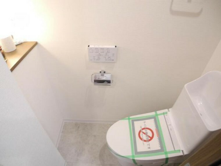 トイレ 落ち着いた雰囲気のトイレです