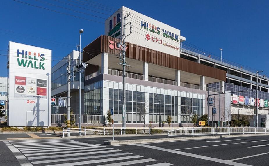 ショッピングセンター ヒルズウォーク徳重ガーデンズまで約1150m(徒歩約15分)