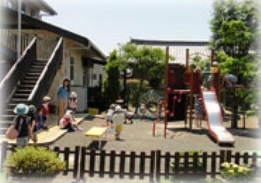 幼稚園・保育園 【保育園】あいわ保育園まで1056m