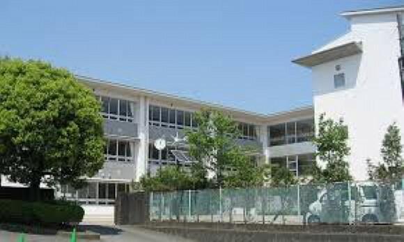 中学校 【中学校】清水飯田中学校まで1184m