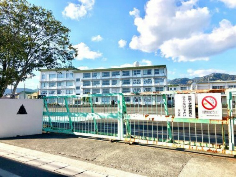 小学校 【小学校】清水飯田小学校まで1624m