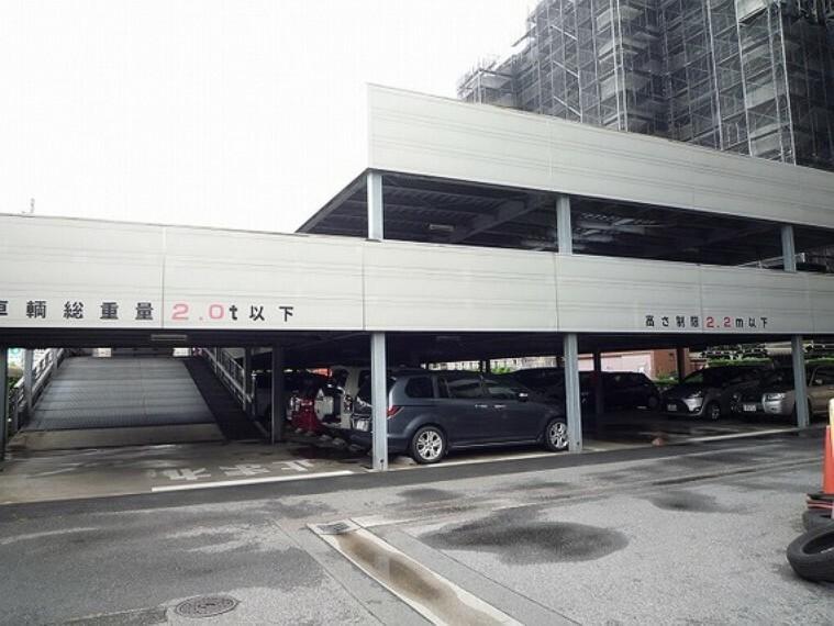 敷地内駐車場(現在空き無し)