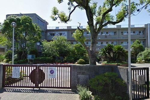 中学校 千葉市立/末広中学校 徒歩17分。