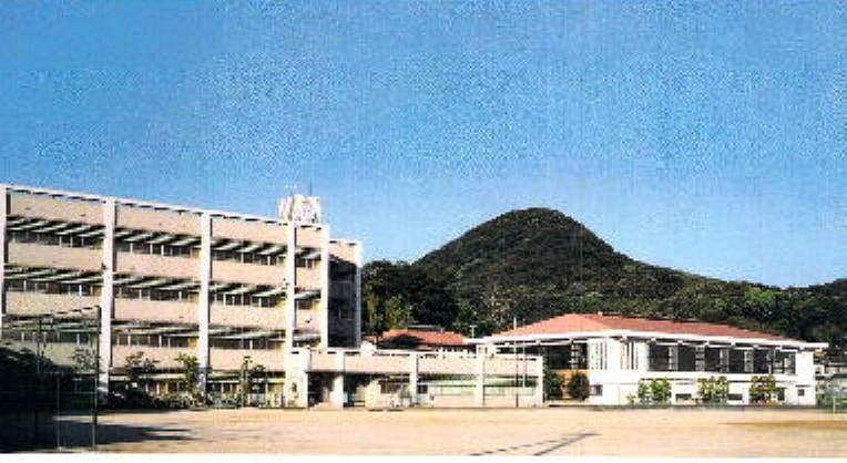 中学校 岡山市立灘崎中学校