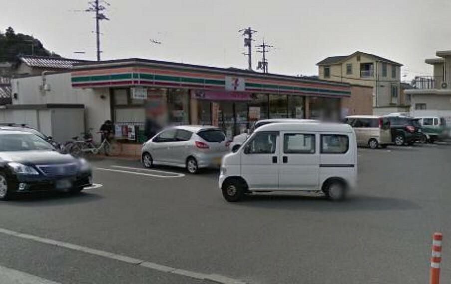 コンビニ セブンイレブン 岡山津島京町店