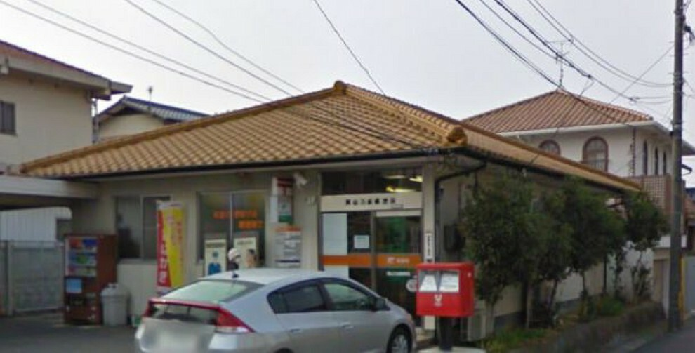 郵便局 岡山万成郵便局