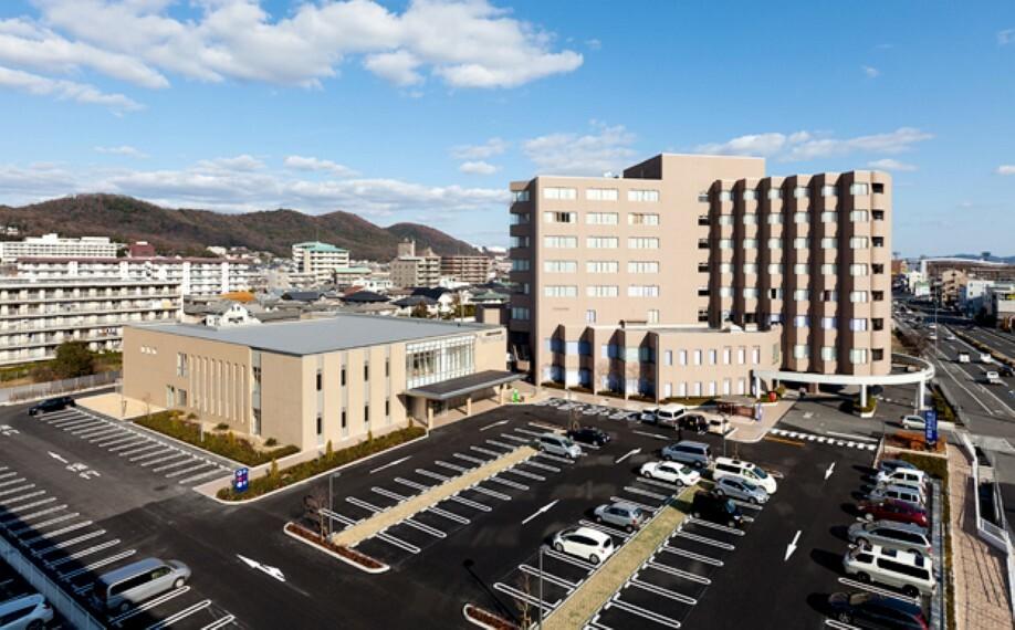 病院 岡山中央病院