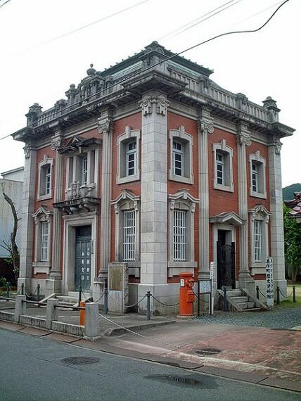 銀行 中国銀行 林野支店