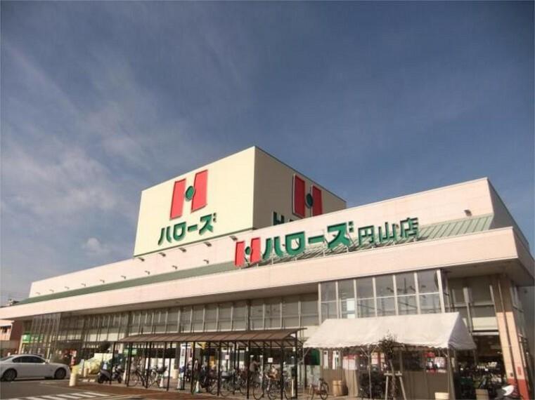 スーパー ハローズ 円山店