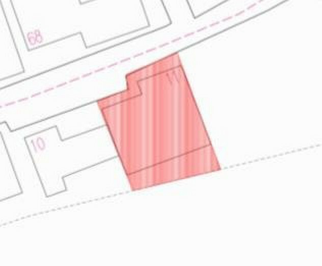 土地図面 区画イメージ