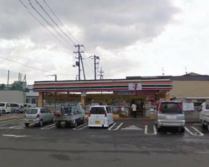コンビニ セブンイレブン 岡山西大寺駅前店