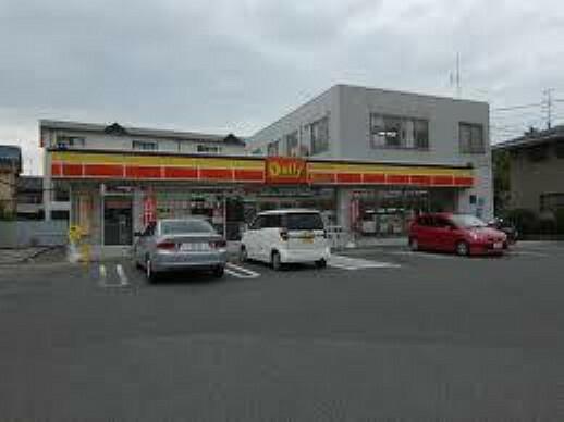 コンビニ デイリーヤマザキ 岡山東山店