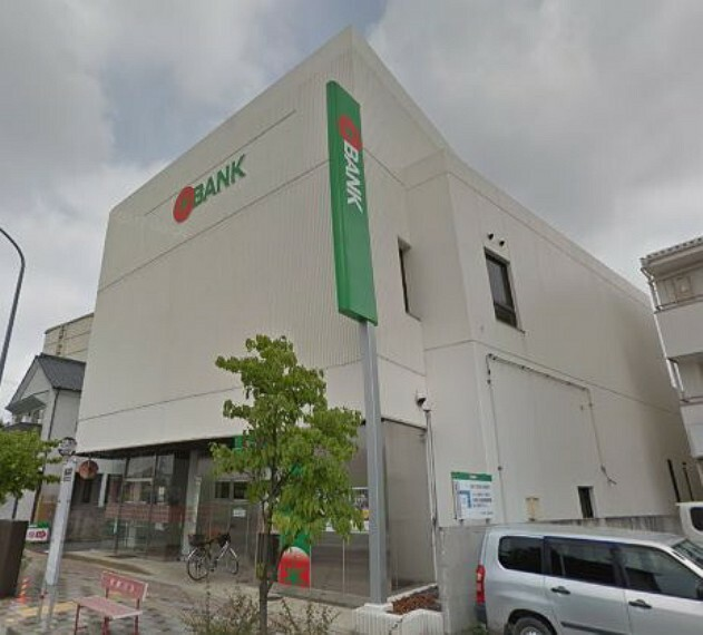 銀行 トマト銀行原尾島支店