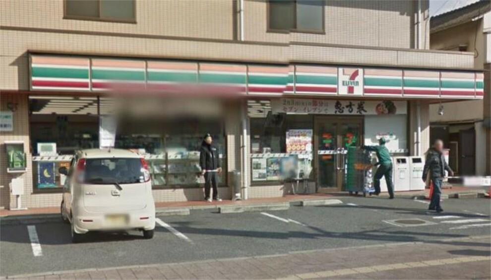 コンビニ セブンイレブン 岡山東中央町店