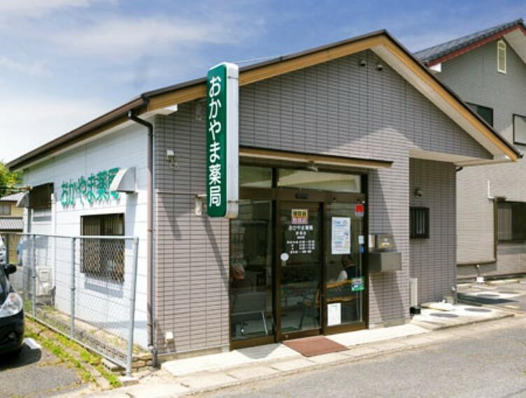 ドラッグストア おかやま薬局赤坂店