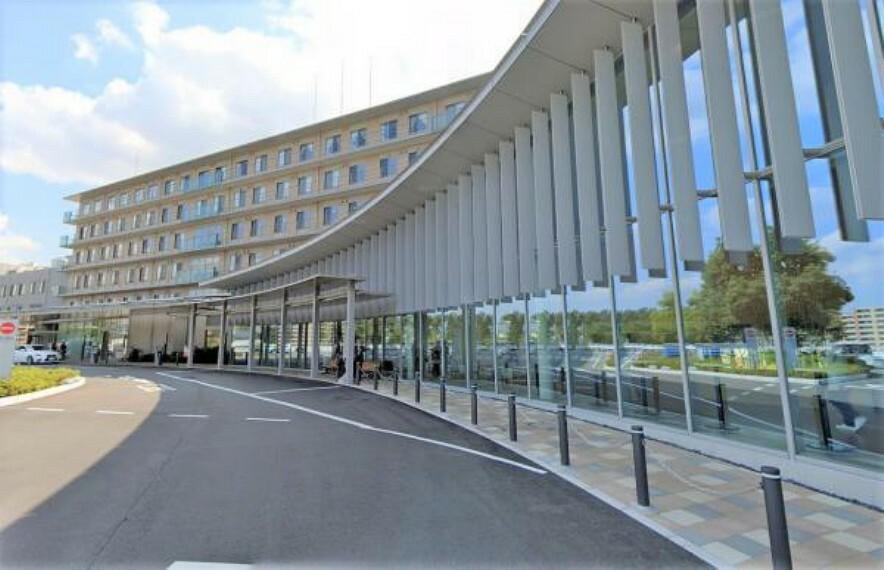 病院 新百合ヶ丘総合病院まで約2600m