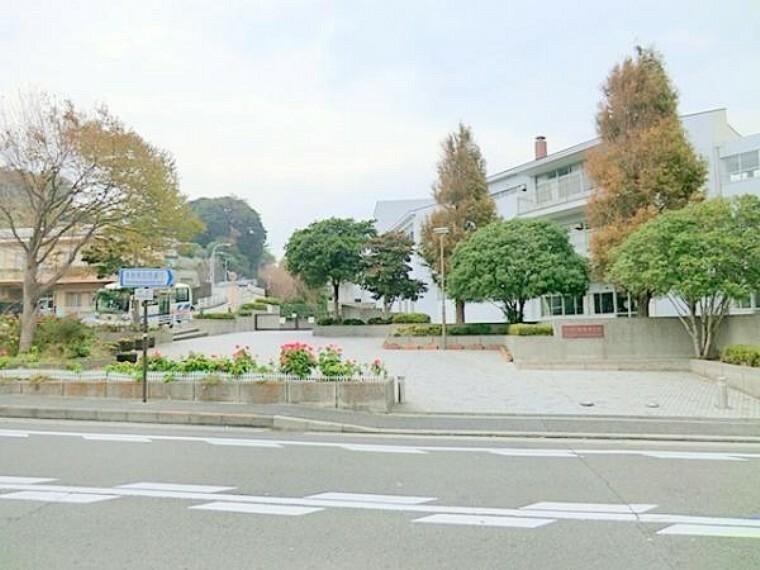 中学校 横浜市立本牧中学校まで約1000m