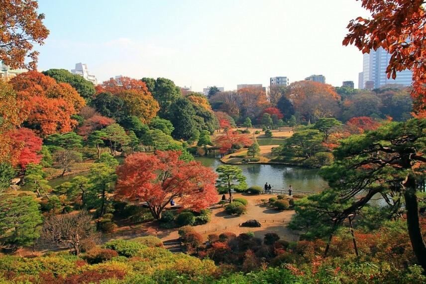 公園 【公園】六義公園まで726m
