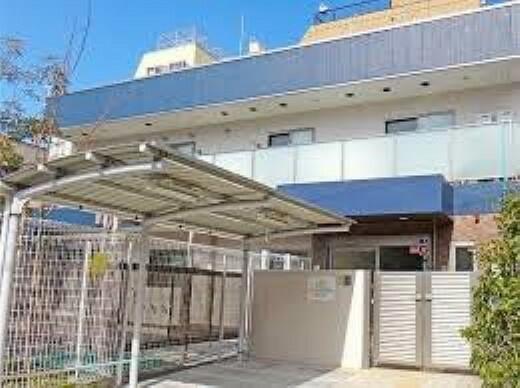 幼稚園・保育園 【保育園】えがおの森保育園・せんごくまで636m