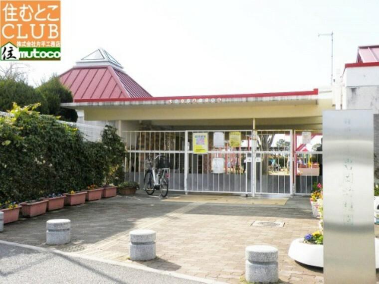 幼稚園・保育園 【幼稚園】岩岡幼稚園まで1723m