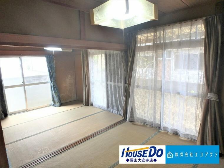 和室 ゆとりあふれる室内空間が心地よい暮らしを実現。広々空間で家族団らんのひとときをお過ごしください