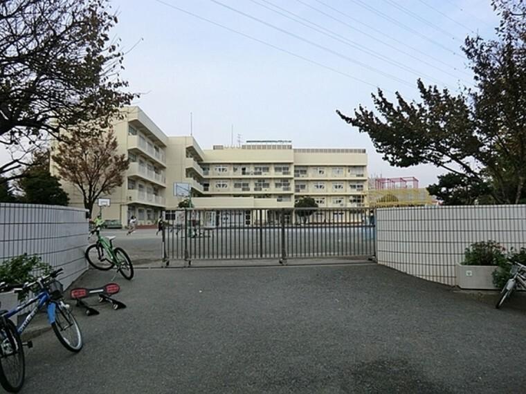 小学校 横浜市立瀬戸ケ谷小学校
