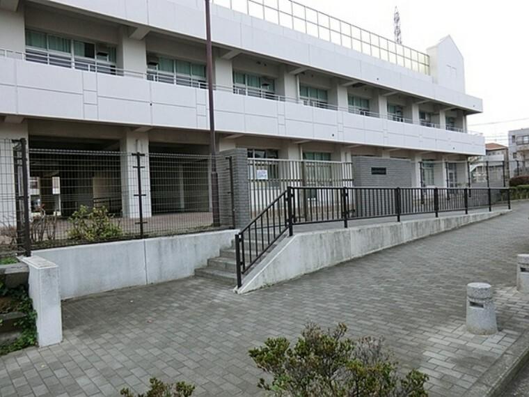 中学校 横浜市立岩井原中学校