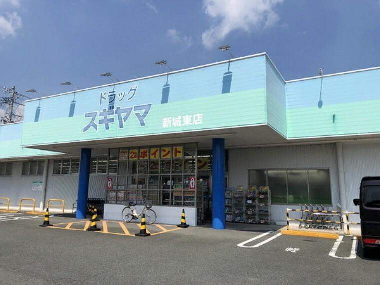 ドラッグストア ドラッグスギヤマ新城東店
