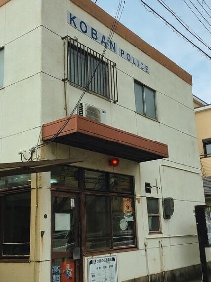警察署・交番 額田駅前交番