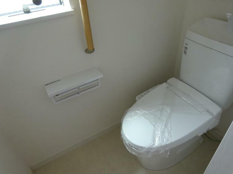 トイレ ウォシュレット機能付きのトイレ(同仕様)